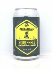 Zoigl-Hell 355ml/ Zoiglhaus Brewing
