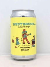 WESTBOUND 4th 350ml/ Far Yeast Brewing